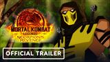 Mortal Kombat Legends: Scorpion's Revenge - filmový trailer