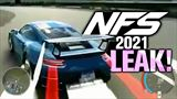 Leak z gameplayu Need for Speed 2021