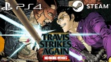Travis Strikes Again: No More Heroes prichádza na PC a PS4